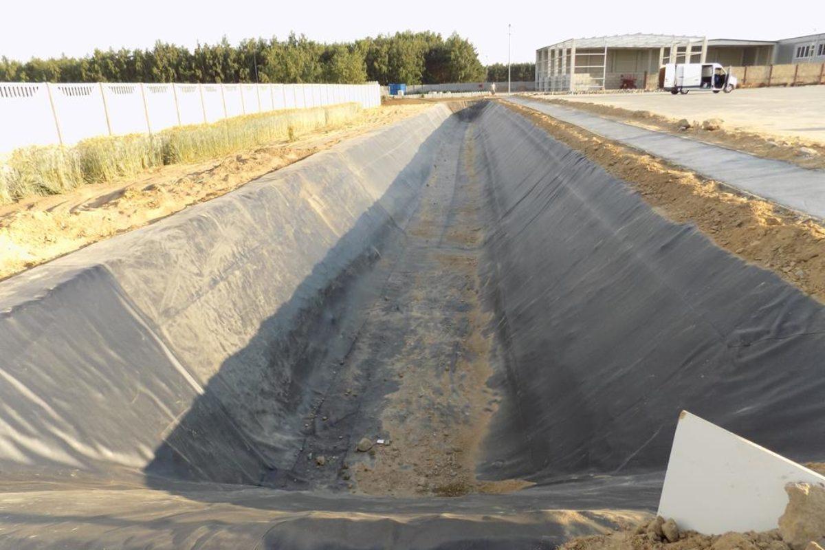 Zbiornik na wodę w miejscowości Jankowy,woj.Wielkopolskie